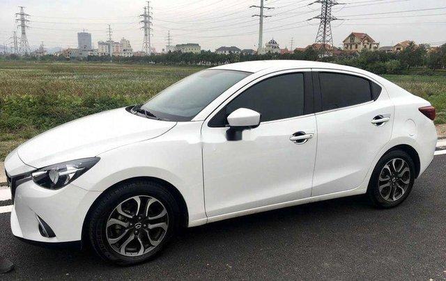 Cần bán xe Mazda 2 đời 2016, màu trắng, nhập khẩu 0