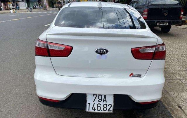 Bán Kia Rio sản xuất 2016, màu trắng, nhập khẩu nguyên chiếc còn mới3