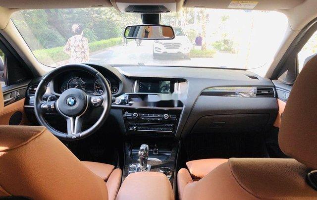 Cần bán xe BMW X4 năm 2018, màu trắng, nhập khẩu nguyên chiếc10