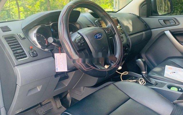 Bán Ford Ranger đời 2017, màu trắng xe gia đình, giá chỉ 600 triệu4