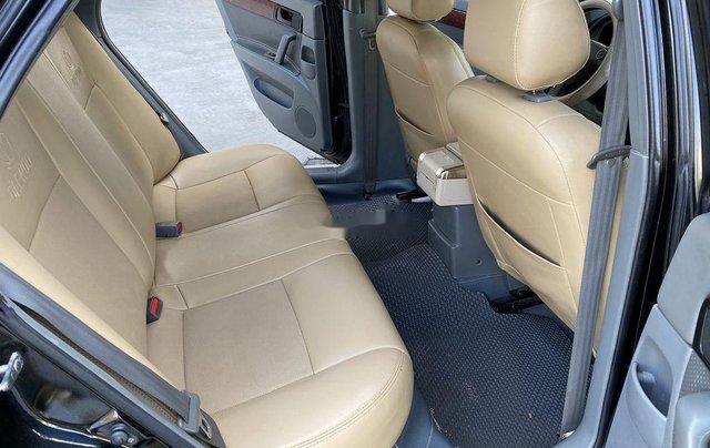 Cần bán gấp Daewoo Lacetti sản xuất 2007, màu đen như mới6