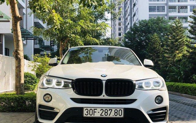 Cần bán xe BMW X4 năm 2018, màu trắng, nhập khẩu nguyên chiếc0