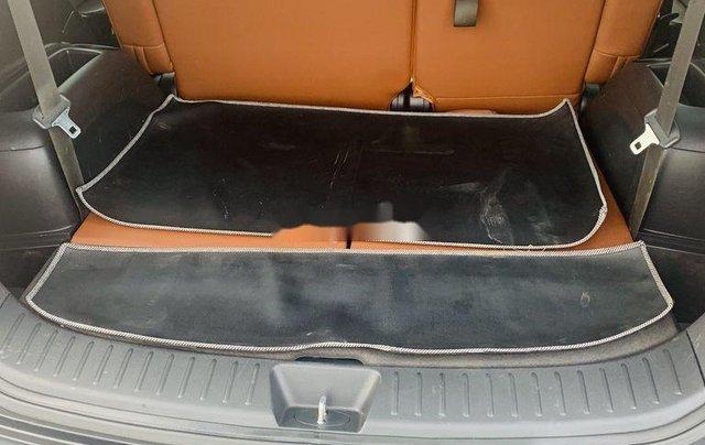 Cần bán lại xe Kia Carens đời 2012, màu đen xe gia đình4