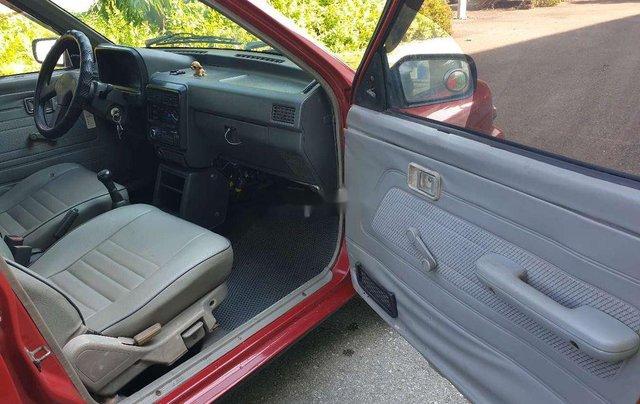 Cần bán lại xe Kia CD5 sản xuất 2001, màu đỏ còn mới9