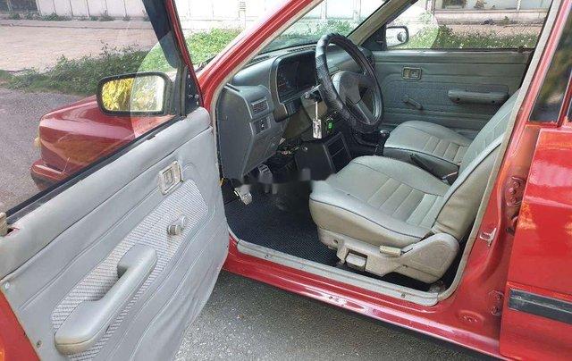 Cần bán lại xe Kia CD5 sản xuất 2001, màu đỏ còn mới6