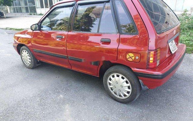 Cần bán lại xe Kia CD5 sản xuất 2001, màu đỏ còn mới5
