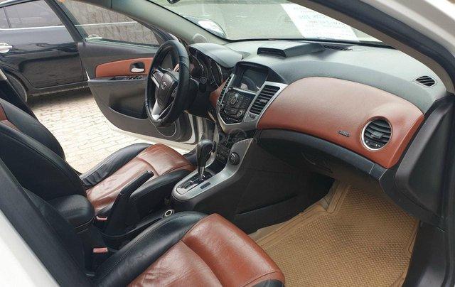 Bán xe Daewoo Lacetti CDX 2009, màu trắng5