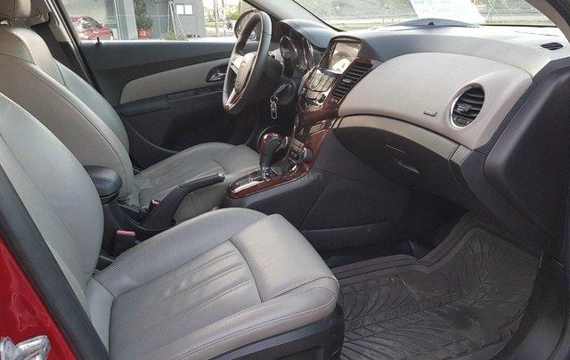 Bán nhanh Chevrolet Cruze 2012 LTZ, màu đỏ2