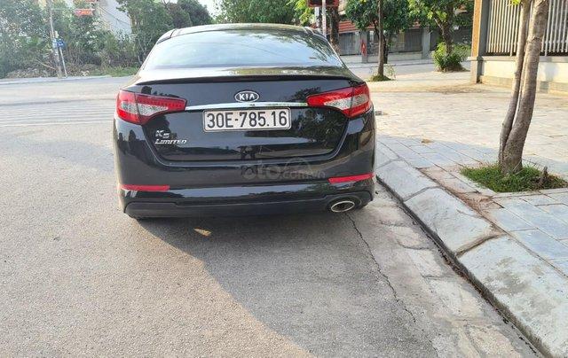 Gia đình cần bán xe K5 sx 2010, xe nhập khẩu nguyên chiếc1