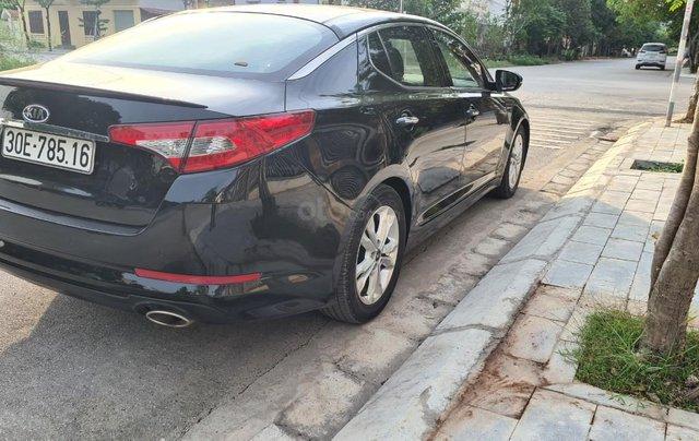 Gia đình cần bán xe K5 sx 2010, xe nhập khẩu nguyên chiếc3