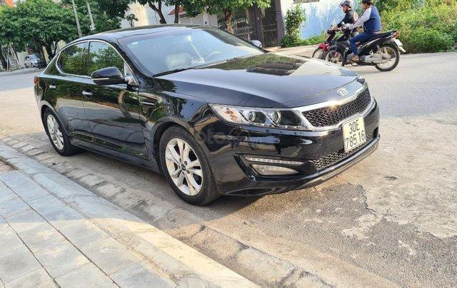 Gia đình cần bán xe K5 sx 2010, xe nhập khẩu nguyên chiếc2