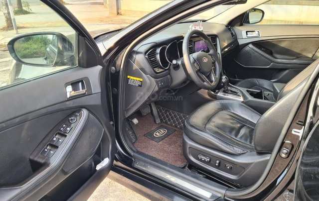 Gia đình cần bán xe K5 sx 2010, xe nhập khẩu nguyên chiếc7