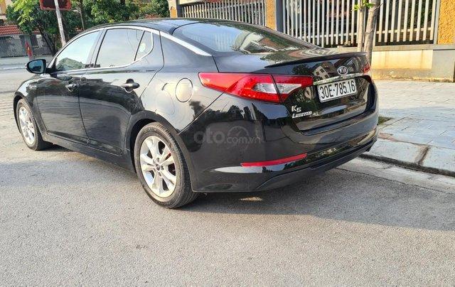Gia đình cần bán xe K5 sx 2010, xe nhập khẩu nguyên chiếc4