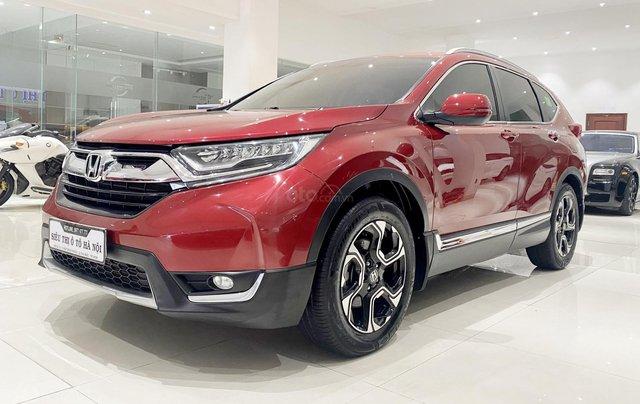 Bán xe Honda CRV 1.5G, xe gia đình ít dùng còn như mới, mới đi 47.000km2