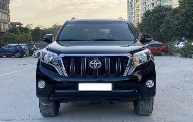 Bán xe Toyota Prado 2015, fom 20167