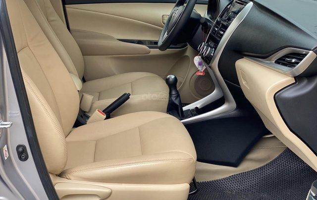 Bán Toyota Vios E MT 2019, màu bạc7