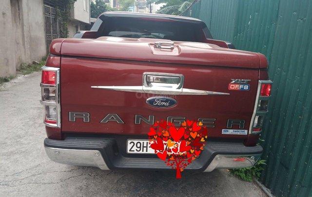 Nhập khẩu - Đường gập ghềnh - Ford Ranger 20191