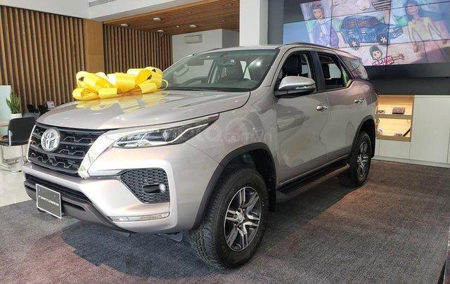 Toyota Fortuner 2021 - số sàn - 2.4MT - bảng giá lăn bánh tại Tây Ninh - ưu đãi trước bạ 50% tới 31-12-20203