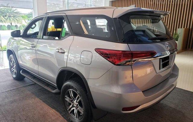Toyota Fortuner 2021 - số sàn - 2.4MT - bảng giá lăn bánh tại Tây Ninh - ưu đãi trước bạ 50% tới 31-12-20205