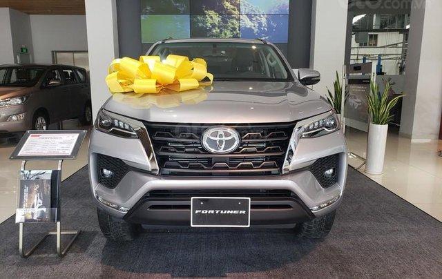 Toyota Fortuner 2021 - số sàn - 2.4MT - bảng giá lăn bánh tại Tây Ninh - ưu đãi trước bạ 50% tới 31-12-20204