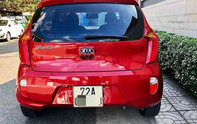 Bán xe Kia Picanto năm 2012, màu đỏ, xe nhập còn mới, 265 triệu3