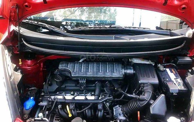 Bán xe Kia Picanto năm 2012, màu đỏ, xe nhập còn mới, 265 triệu5
