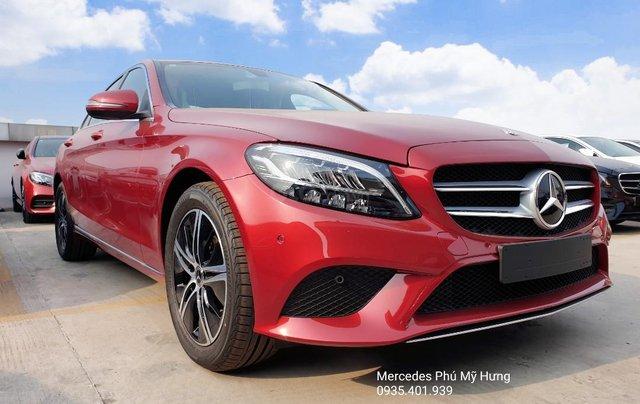 Tiết kiệm 140tr cùng ưu đãi 50% thuế TB, sở hữu chỉ 379tr hoặc thanh toán 7,5tr/12 tháng đầu, Mercedes C180 Sport2