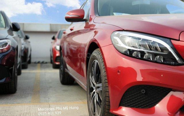 Tiết kiệm 140tr cùng ưu đãi 50% thuế TB, sở hữu chỉ 379tr hoặc thanh toán 7,5tr/12 tháng đầu, Mercedes C180 Sport1