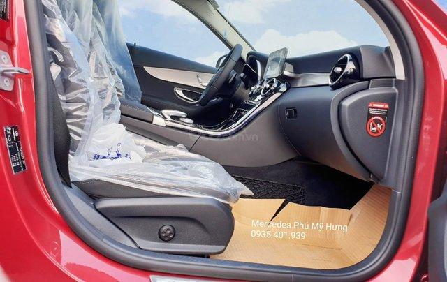 Tiết kiệm 140tr cùng ưu đãi 50% thuế TB, sở hữu chỉ 379tr hoặc thanh toán 7,5tr/12 tháng đầu, Mercedes C180 Sport3