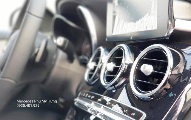 Tiết kiệm 140tr cùng ưu đãi 50% thuế TB, sở hữu chỉ 379tr hoặc thanh toán 7,5tr/12 tháng đầu, Mercedes C180 Sport13