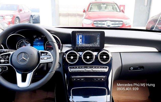Tiết kiệm 140tr cùng ưu đãi 50% thuế TB, sở hữu chỉ 379tr hoặc thanh toán 7,5tr/12 tháng đầu, Mercedes C180 Sport9