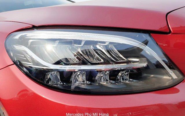 Tiết kiệm 140tr cùng ưu đãi 50% thuế TB, sở hữu chỉ 379tr hoặc thanh toán 7,5tr/12 tháng đầu, Mercedes C180 Sport4