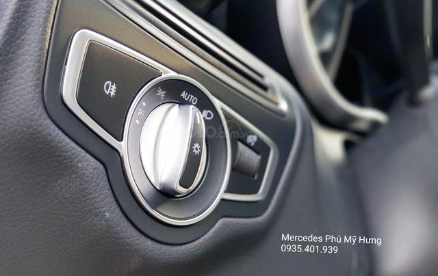 Tiết kiệm 140tr cùng ưu đãi 50% thuế TB, sở hữu chỉ 379tr hoặc thanh toán 7,5tr/12 tháng đầu, Mercedes C180 Sport14