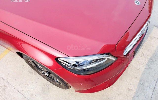 Tiết kiệm 140tr cùng ưu đãi 50% thuế TB, sở hữu chỉ 379tr hoặc thanh toán 7,5tr/12 tháng đầu, Mercedes C180 Sport5