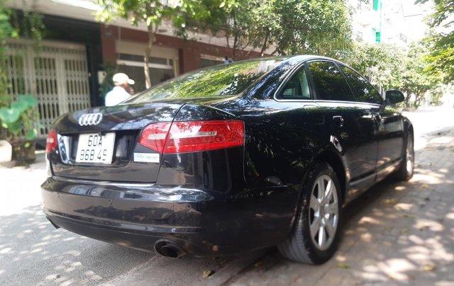 Audi A6 2.0 TFSI nhập khẩu từ Đức 01/2010 phiên bản full0