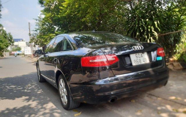 Audi A6 2.0 TFSI nhập khẩu từ Đức 01/2010 phiên bản full3