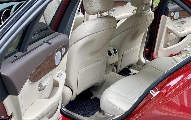Bán Mercedes C200 Exclusive đỏ/kem 2020 vô thêm cửa hít12