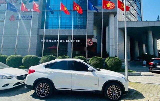 Bán gấp chiếc BMW X4 năm sản xuất 2017, xe nhập giá ưu đãi2