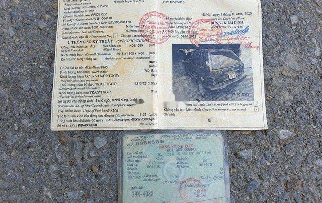 Cần bán lại xe Kia CD5 sản xuất 2001, màu đỏ còn mới11