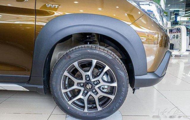 Xe Suzuki XL 7 sản xuất năm 2020, màu nâu còn mới, giá tốt9