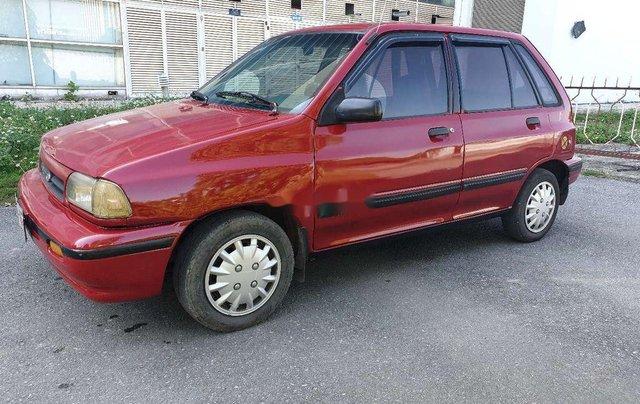 Cần bán lại xe Kia CD5 sản xuất 2001, màu đỏ còn mới2