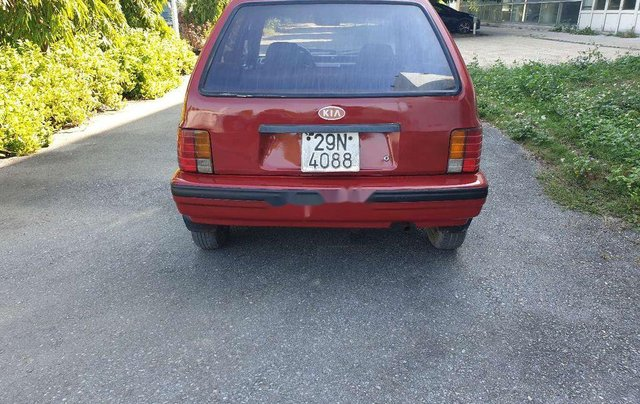 Cần bán lại xe Kia CD5 sản xuất 2001, màu đỏ còn mới4