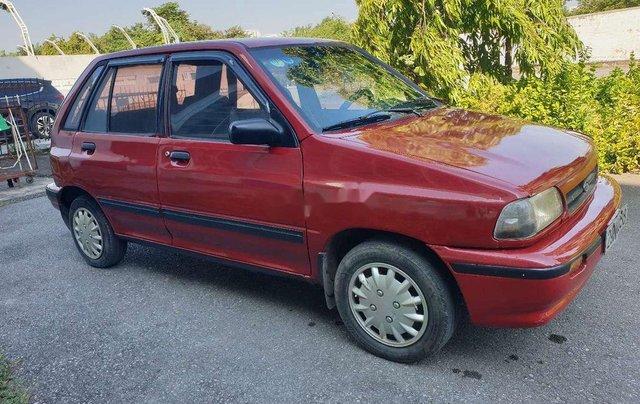 Cần bán lại xe Kia CD5 sản xuất 2001, màu đỏ còn mới1