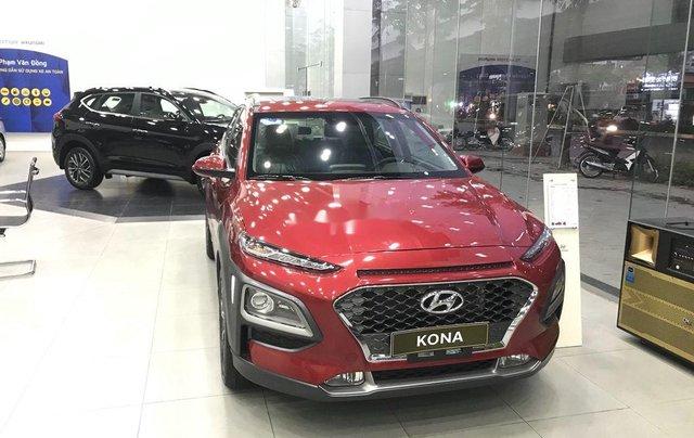 Cần bán xe Hyundai Kona năm sản xuất 2020, hỗ trợ trả góp 80-85% 0
