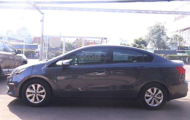 Kia Rio 1.4AT 2016 (sedan), màu xám4