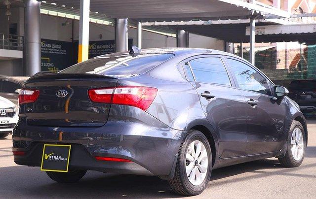 Kia Rio 1.4AT 2016 (sedan), màu xám5