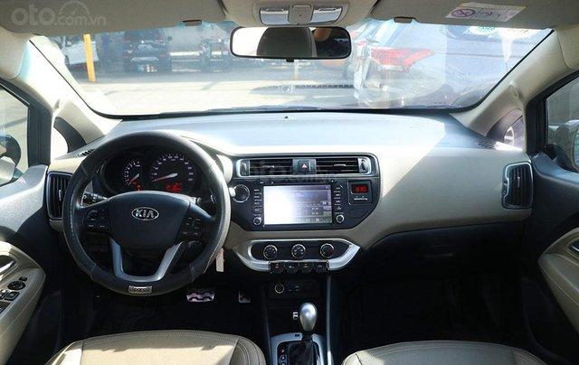 Kia Rio 1.4AT 2016 (sedan), màu xám9