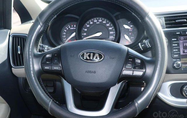 Kia Rio 1.4AT 2016 (sedan), màu xám10
