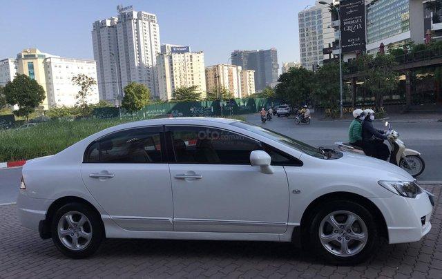 Honda Civic 1.8 AT 2011, màu trắng2