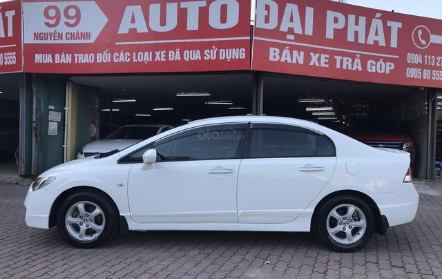 Honda Civic 1.8 AT 2011, màu trắng3